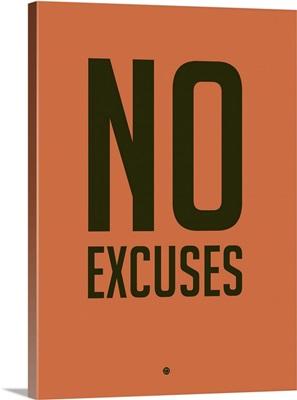 No Excuses III