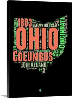 Ohio Word Cloud I