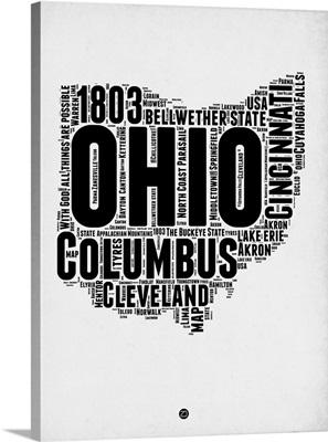 Ohio Word Cloud II