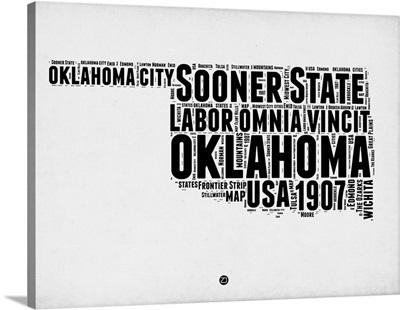 Oklahoma Word Cloud II