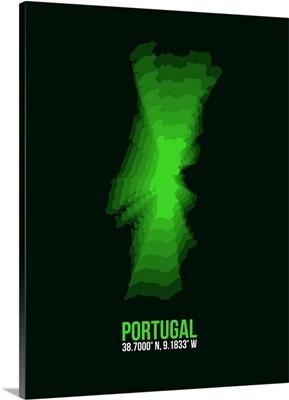 Portugal Radiant Map II