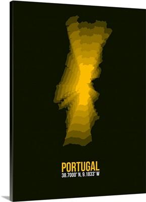 Portugal Radiant Map III