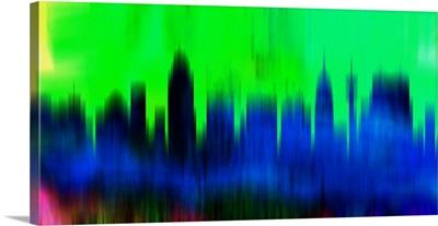 San Antonio Downtown Skyline