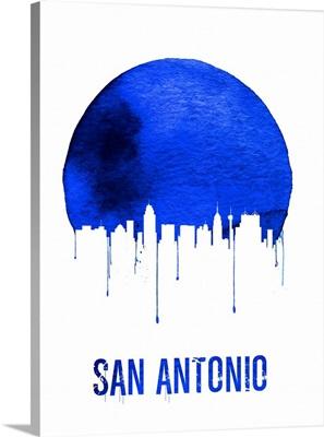 San Antonio Skyline Blue
