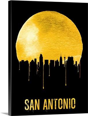 San Antonio Skyline Yellow