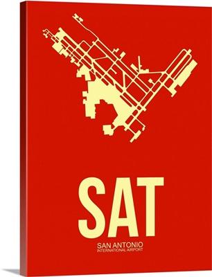 SAT San Antonio Airport I