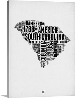 South Carolina Word Cloud I