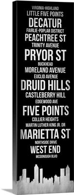 Streets of Atlanta II