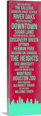 Streets of Houston I