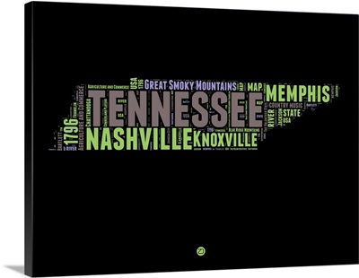 Tennessee Word Cloud I