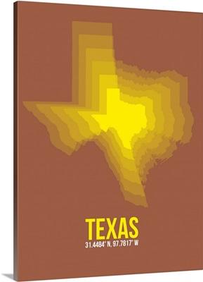 Texas Radiant Map II