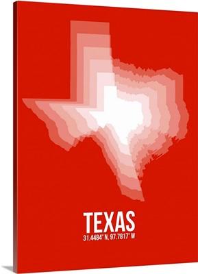 Texas Radiant Map III