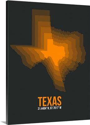 Texas Radiant Map V