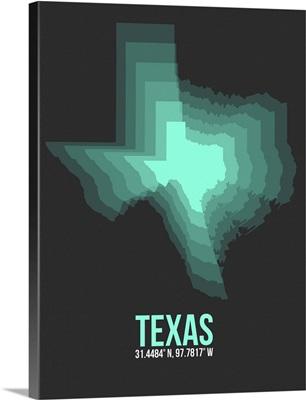 Texas Radiant Map VI