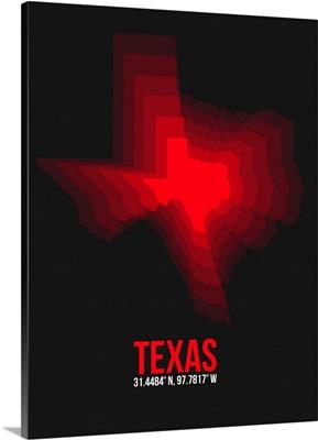 Texas Radiant Map VII