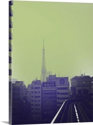 Tokyo City Ride