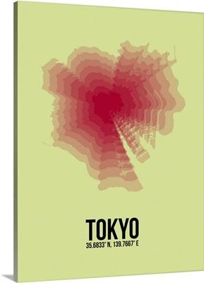 Tokyo Radiant Map I