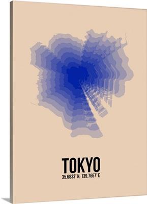 Tokyo Radiant Map II