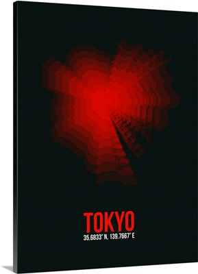Tokyo Radiant Map III