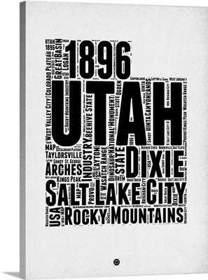 Utah Word Cloud II