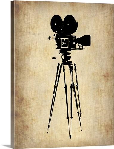 Vintage Film Camera Wall Art, Canvas Prints, Framed Prints, Wall ...
