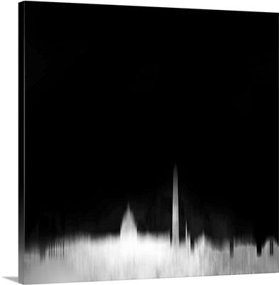 Washington, D.C. White City Skyline