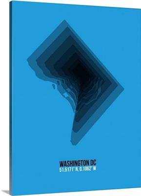 Washington DC Radiant Map II
