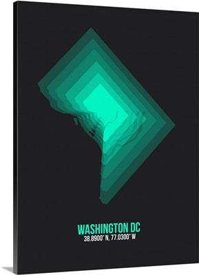 Washington DC Radiant Map III