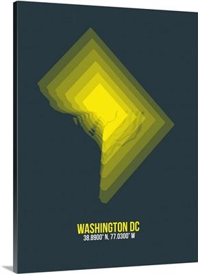 Washington DC Radiant Map IV