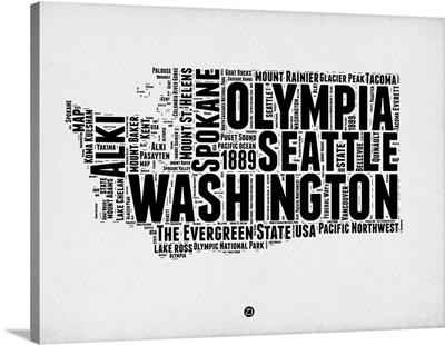 Washington Word Cloud II