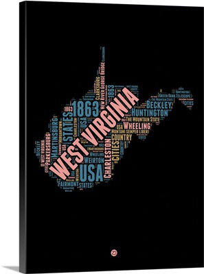 West Virginia Word Cloud I