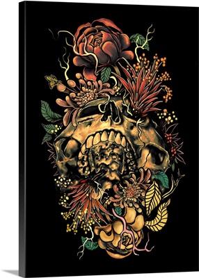 Flora Skull II