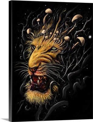 Lion Mushroom