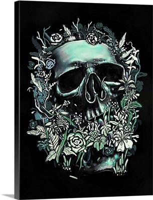 Skull Flora II