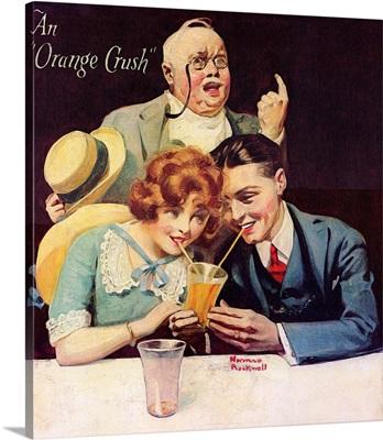 An 'Orange Crush'