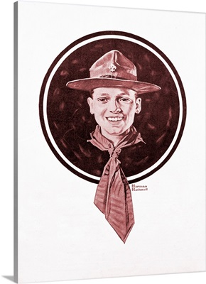 Head Of Boy Scout