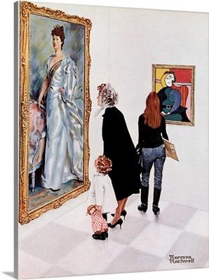 Picasso vs. Sargent