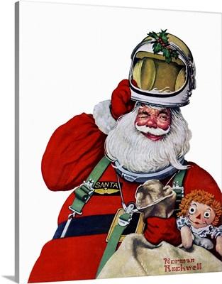 Space Age Santa