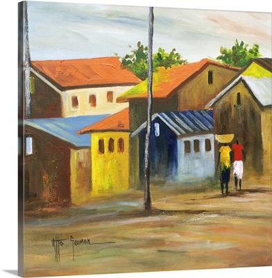 Axim Village