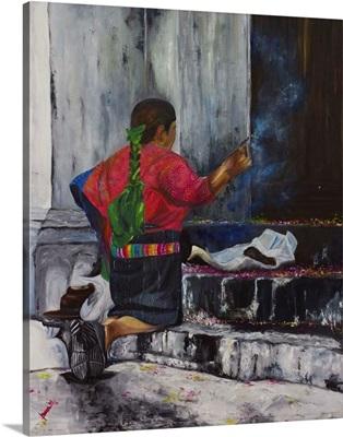 Native Woman (2011)