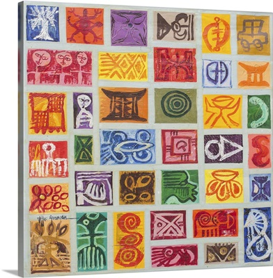 Symbols and Designs II