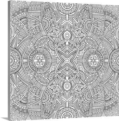 Ethnic Pattern I