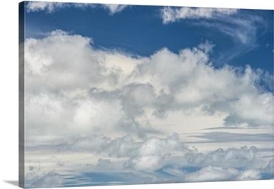 Antiguan Clouds
