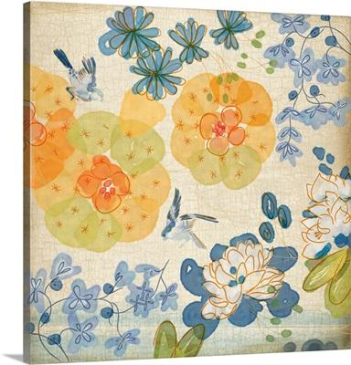 Asian Tree Flowers II