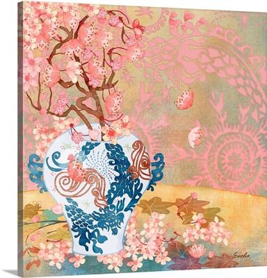 Chinese Blue Vase
