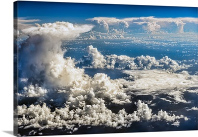Clouds Over the Carribean
