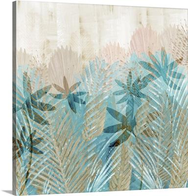 Dusk Palms III