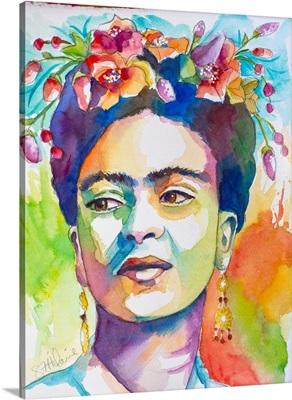 Frida With Side Glance