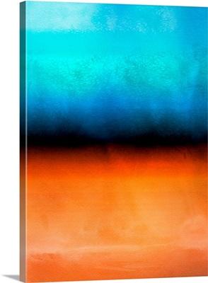 Inspired by Rothko 77
