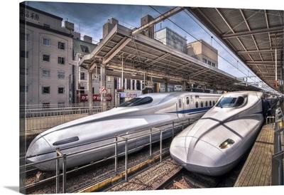 Japanese Bullet Trains